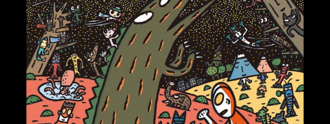 宮西達也的繪本世界──童書名家介紹