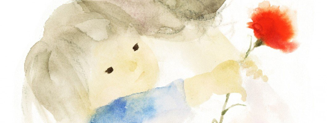 反戰繪本作家岩崎知弘──為孩子獻上幸福與和平