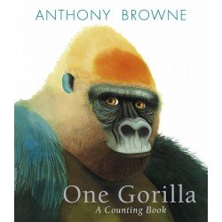 One Gorilla:A Counting Book