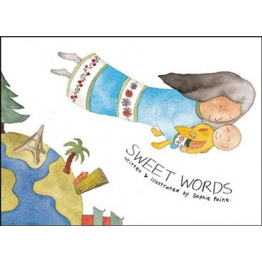 Sweet Words by Sophie Paine