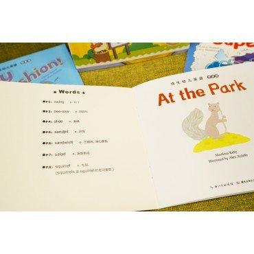 易讀寶套裝:馬騮仔點讀筆+幼兒認知小百科點讀書+Pearson英文幼兒點讀書77本(預備級+基礎級)