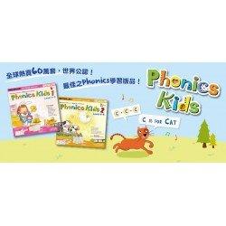 iPEN Phonics Kids Jumbo Pack (Phonics Kids Level 1-6 + 16GB iPen 點讀筆)