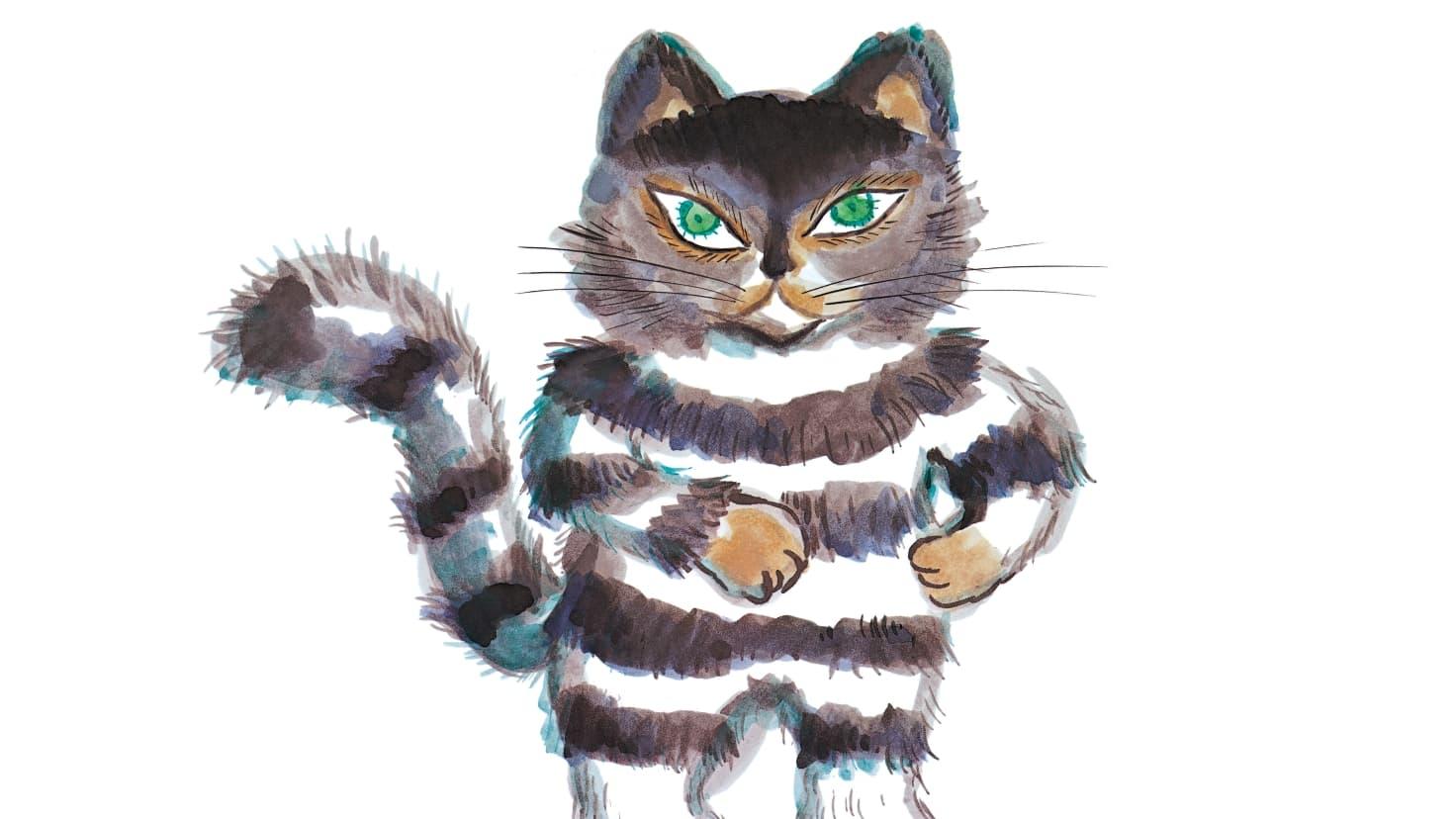 佐野洋子 繪本 童書 作品 推薦 活了100萬次的貓 散文 飛天獅子 熟齡 人生 智慧